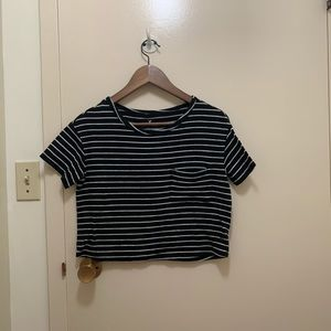 American eagle soft and sexy plush tee
